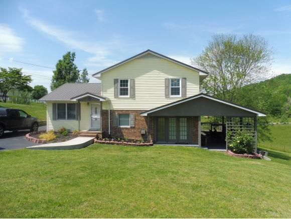 208 Holston Terrace, Weber City, VA 24290 (MLS #421127) :: Highlands Realty, Inc.