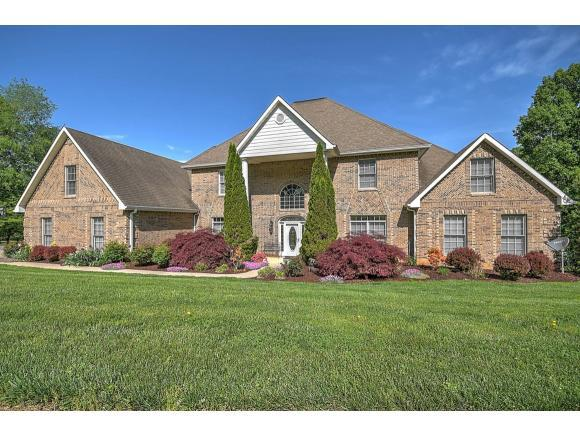 200 Regency Drive, Kingsport, TN 37663 (MLS #421141) :: Highlands Realty, Inc.