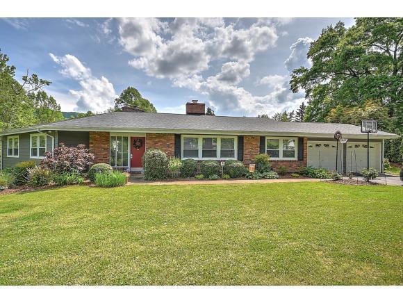 521 Lakewood Drive, Kingsport, TN 37660 (MLS #421191) :: Highlands Realty, Inc.
