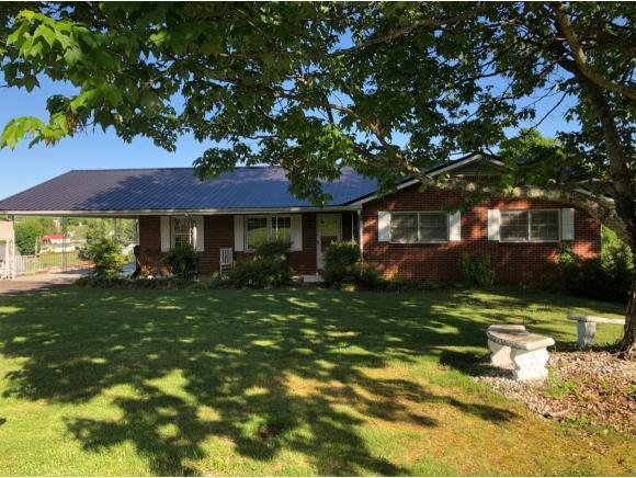 111 Mountain View Circle, Piney Flats, TN 37686 (MLS #421251) :: Bridge Pointe Real Estate