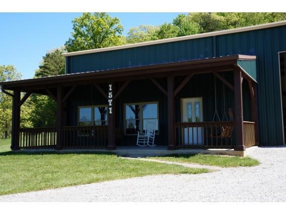 1571 Lakeshore Road, Bean Station, TN 37708 (MLS #421389) :: Highlands Realty, Inc.