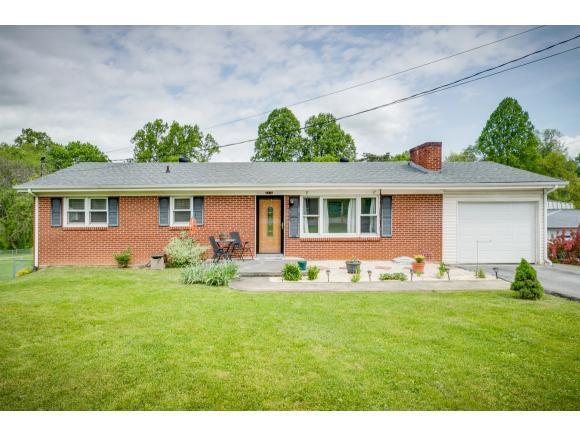 2316 King Mill Pike, Bristol, VA 24201 (MLS #421493) :: Bridge Pointe Real Estate
