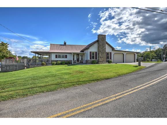 894 Ford Creek Road, Gray, TN 37615 (MLS #421538) :: Conservus Real Estate Group
