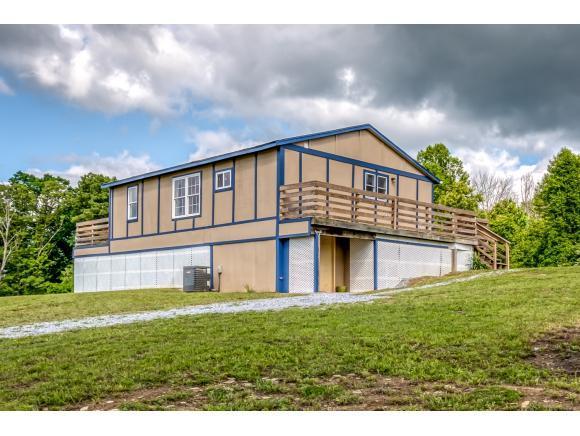 255 Johnson Hollow Lane, Greeneville, TN 37745 (MLS #421619) :: Highlands Realty, Inc.