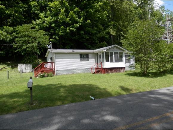 418 Left Poor Valley Rd, Pennington Gap, VA 24277 (MLS #421639) :: The Baxter-Milhorn Group