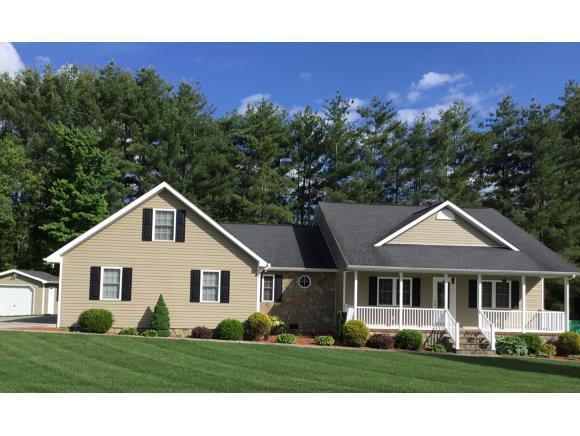 9963 Greenwood Circle, Wise, VA 24293 (MLS #421709) :: The Baxter-Milhorn Group