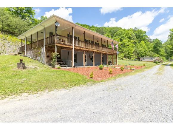 4472 Rosebud Lane, Saltville, VA 24370 (MLS #421861) :: Highlands Realty, Inc.