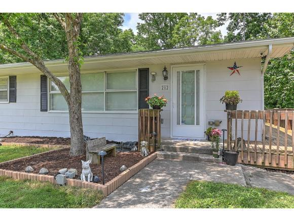 212 Blue Ridge Dr, Bristol, TN 37620 (MLS #421867) :: Highlands Realty, Inc.