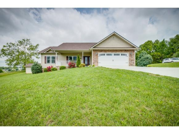 251 Couch Road, Jonesborough, TN 37659 (MLS #421932) :: Conservus Real Estate Group