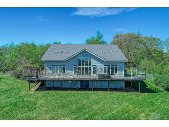 335 Gallihar Rd, Greeneville, TN 37743 (MLS #421951) :: Highlands Realty, Inc.
