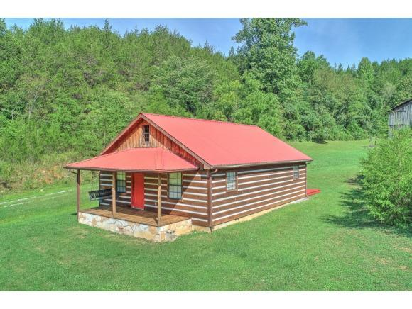 915 War Creek Road, Eidson, TN 37731 (MLS #421990) :: Highlands Realty, Inc.
