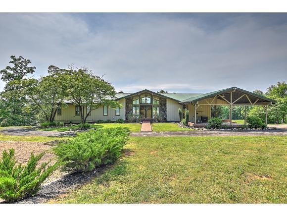 264 Oliphant Dr, Greeneville, TN 37745 (MLS #421991) :: Conservus Real Estate Group