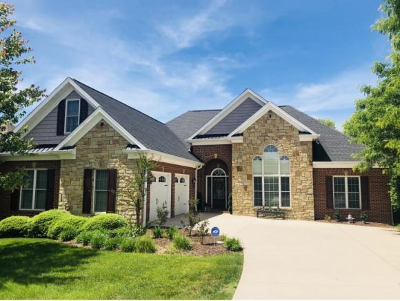 2224 Valley Falls Court, Kingsport, TN 37664 (MLS #422024) :: Highlands Realty, Inc.
