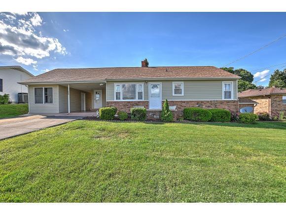 2806 Toddman St, Kingsport, TN 37660 (MLS #422045) :: Highlands Realty, Inc.