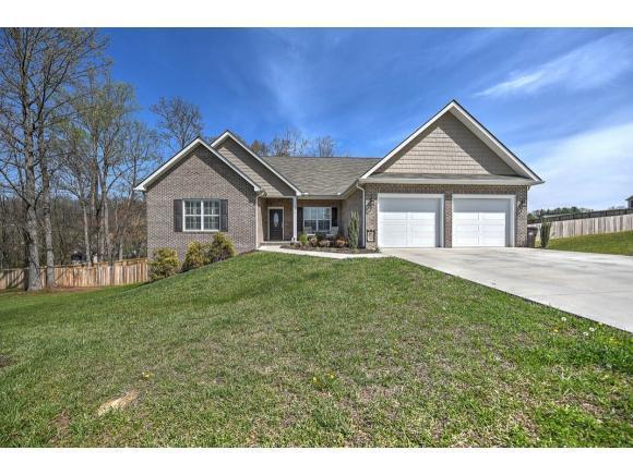 2037 Allison Heights Rd., Piney Flats, TN 37686 (MLS #422046) :: Highlands Realty, Inc.