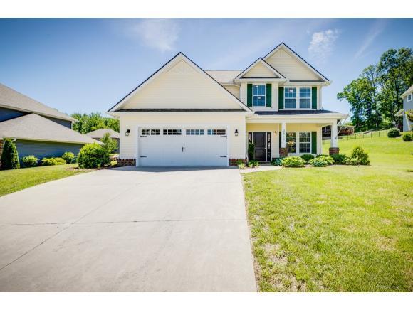 2617 Bridgeforth Crossing, Kingsport, TN 37664 (MLS #422074) :: Bridge Pointe Real Estate