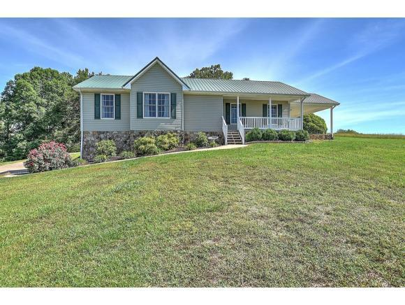 2410 Pisgah Road, Greeneville, TN 37743 (MLS #422085) :: The Baxter-Milhorn Group