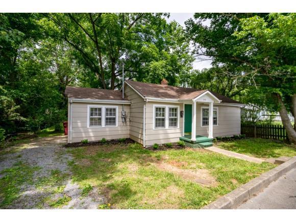 606 Lyle St, Johnson City, TN 37604 (MLS #422109) :: The Baxter-Milhorn Group