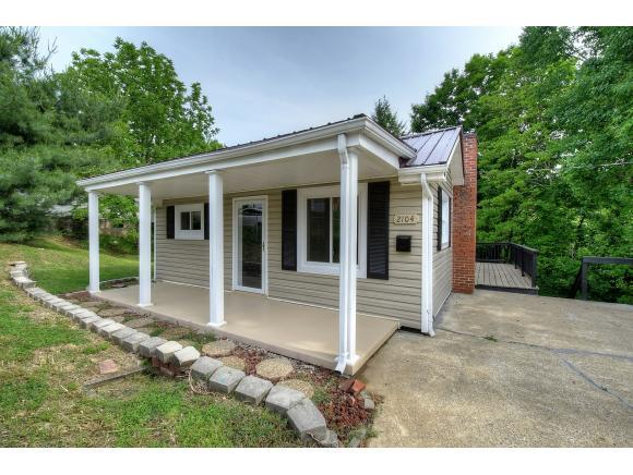 2104 Westmoreland Avenue, Kingsport, TN 37664 (MLS #422151) :: The Baxter-Milhorn Group