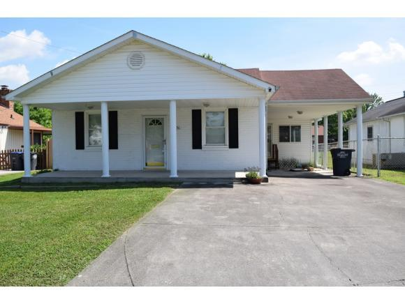 1556 Carolina Avenue, Kingsport, TN 37664 (MLS #422183) :: The Baxter-Milhorn Group