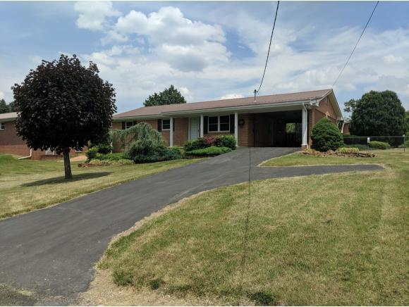 350 Hartshaw Drive, Greeneville, TN 37743 (MLS #422426) :: Highlands Realty, Inc.