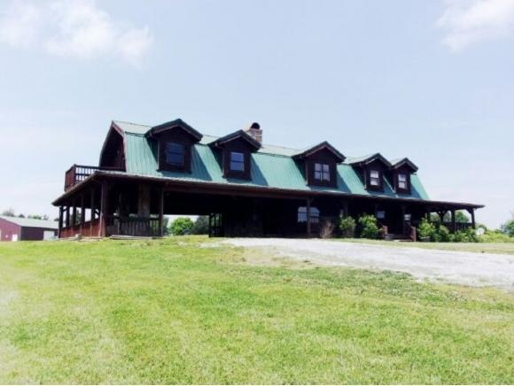 400 Mohawk Hawk Ridge Road E, Bulls Gap, TN 37711 (MLS #422452) :: Conservus Real Estate Group