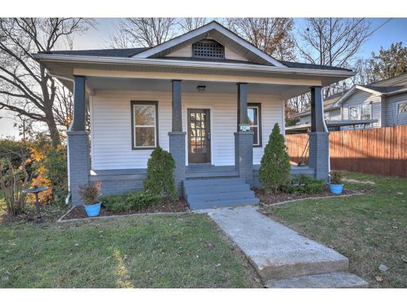 600 Vernon Street, Bristol, VA 24201 (MLS #422477) :: Conservus Real Estate Group
