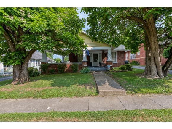 1124 Massachusetts Ave, Bristol, VA 24201 (MLS #422597) :: Conservus Real Estate Group