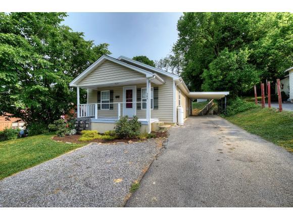 385 Glen Ave, Kingsport, TN 37665 (MLS #422643) :: Bridge Pointe Real Estate