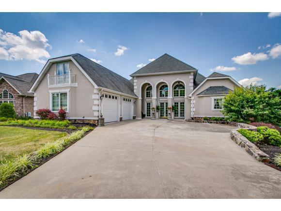 918 Hunter's Lake, Johnson City, TN 37604 (MLS #422659) :: The Baxter-Milhorn Group