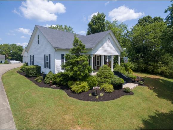 1409 Tusculum Boulevard, Greeneville, TN 37745 (MLS #422670) :: Highlands Realty, Inc.