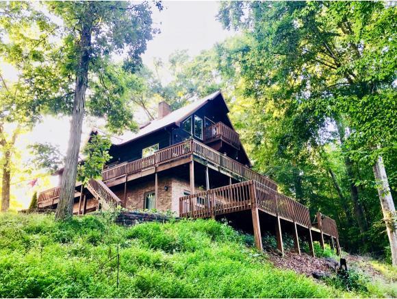 504 Hilltop View Ln, Bean Station, TN 37708 (MLS #422759) :: Highlands Realty, Inc.