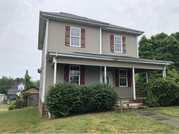 1105 Highland Ave, Bristol, VA 24201 (MLS #422918) :: Conservus Real Estate Group