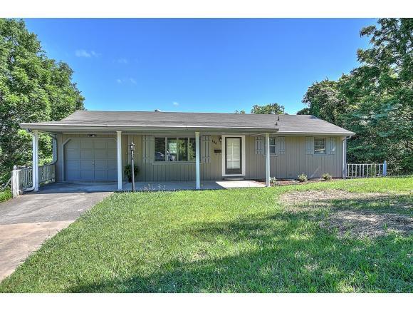 184 West Sevier Ave, Kingsport, TN 37660 (MLS #422933) :: Conservus Real Estate Group