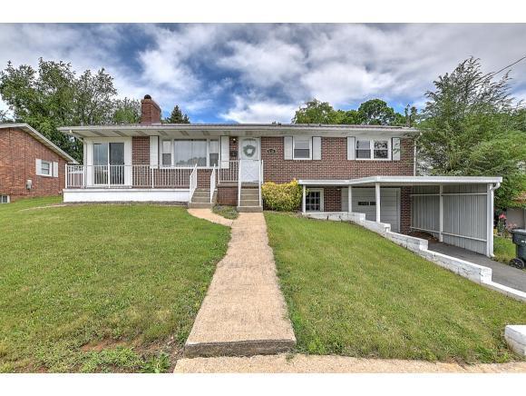 616 Randolph, Bristol, VA 24201 (MLS #422985) :: Conservus Real Estate Group