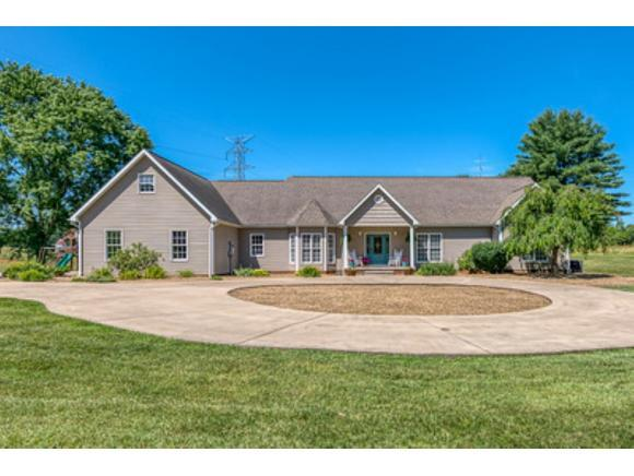 323 Hamilton Lane, Bluff City, TN 37618 (MLS #422991) :: Bridge Pointe Real Estate