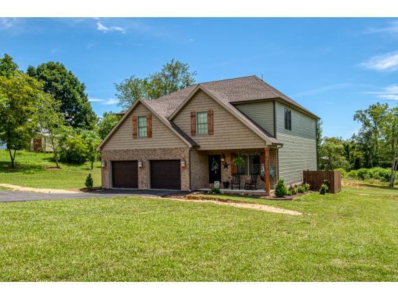 369 Old Embreeville Rd, Jonesborough, TN 37659 (MLS #423022) :: Bridge Pointe Real Estate