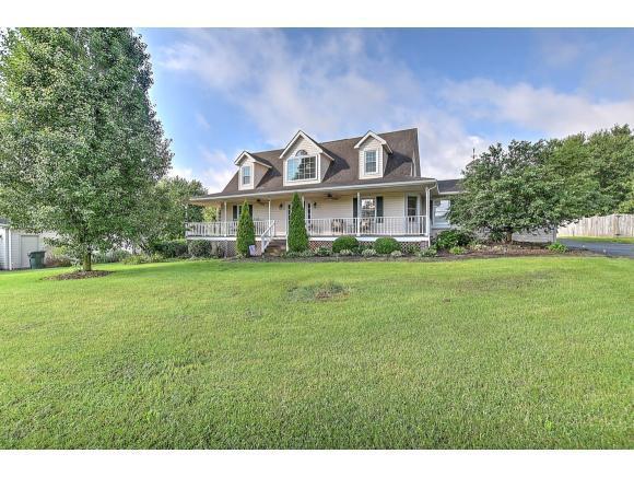 112 Bentwood Lane, Gray, TN 37615 (MLS #423032) :: Highlands Realty, Inc.
