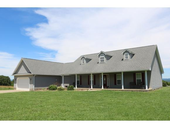 406 Anderson Loop, Greeneville, TN 37743 (MLS #423061) :: Bridge Pointe Real Estate