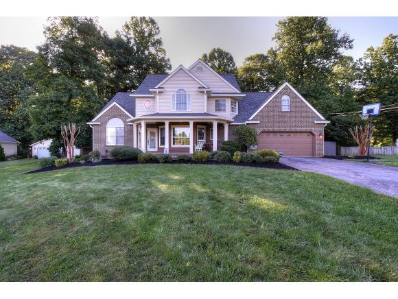 124 Hillview Court, Gray, TN 37615 (MLS #423081) :: Bridge Pointe Real Estate