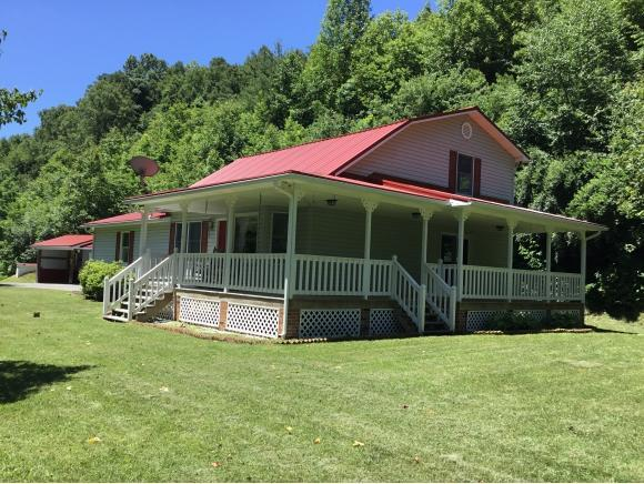10339 Killen Hollow Rd., Pound, VA 24279 (MLS #423085) :: Conservus Real Estate Group