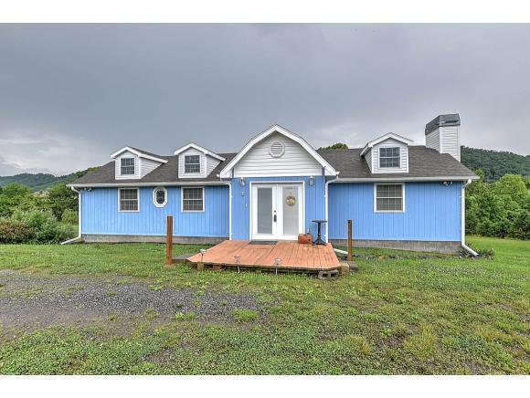 444 Webb Road, Rogersville, TN 37857 (MLS #423211) :: Highlands Realty, Inc.