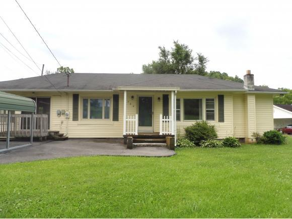 328 E. Carters Valley, Kingsport, TN 37660 (MLS #423244) :: Highlands Realty, Inc.