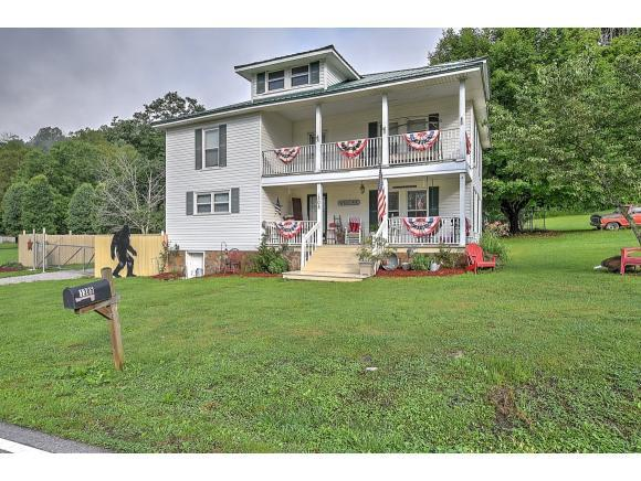 1305 Hanging Rock Pkwy, Dungannon, VA 24245 (MLS #423295) :: Bridge Pointe Real Estate
