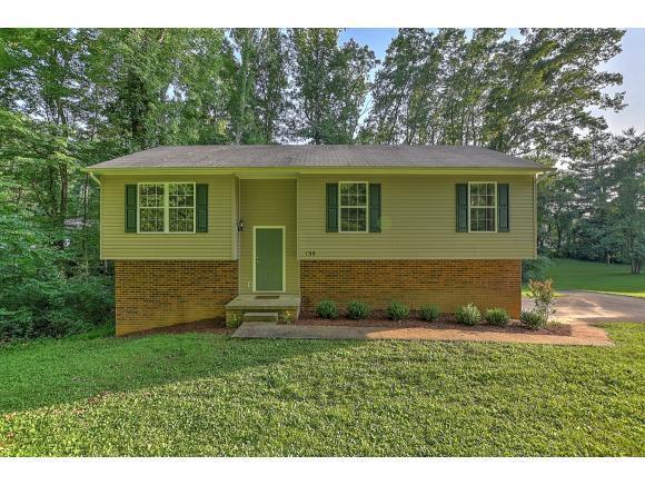 134 Stallard, Gray, TN 37615 (MLS #423414) :: Highlands Realty, Inc.