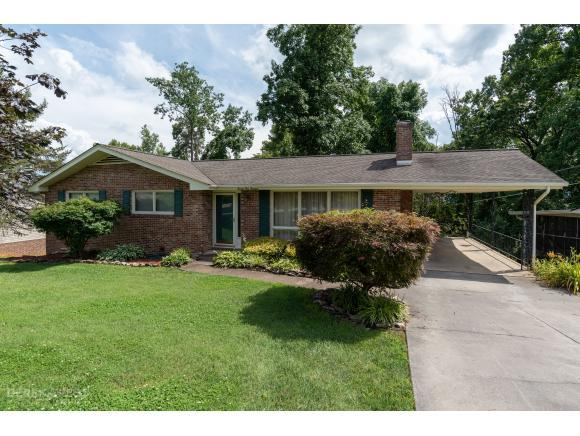 2113 Hiara Drive, Kingsport, TN 37660 (MLS #423600) :: The Baxter-Milhorn Group