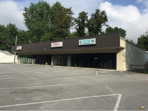 783 Highway 91 1-4, Elizabethton, TN 37643 (MLS #423828) :: The Baxter-Milhorn Group