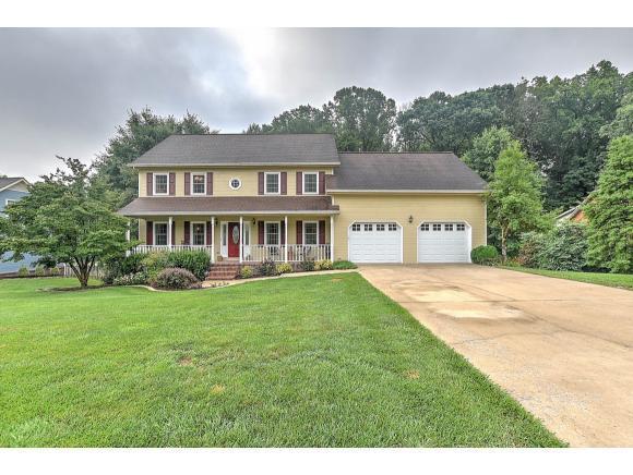 409 Rosewood Lane, Kingsport, TN 37664 (MLS #423855) :: Highlands Realty, Inc.