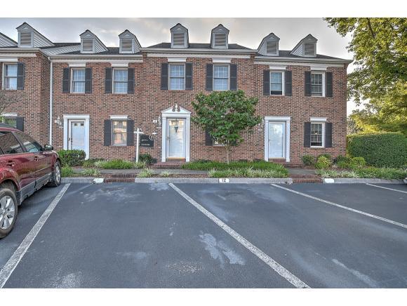 400 Sunset Drive C-12, Johnson City, TN 37604 (MLS #423953) :: Bridge Pointe Real Estate