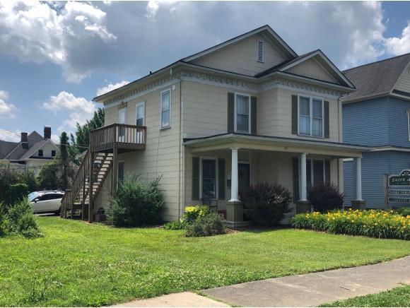 402 Unaka E #1, Johnson, TN 37601 (MLS #424048) :: Conservus Real Estate Group